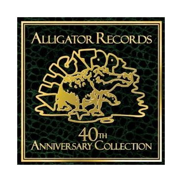 """ Alligator Records-40th Anniversary Collection "" V/A"