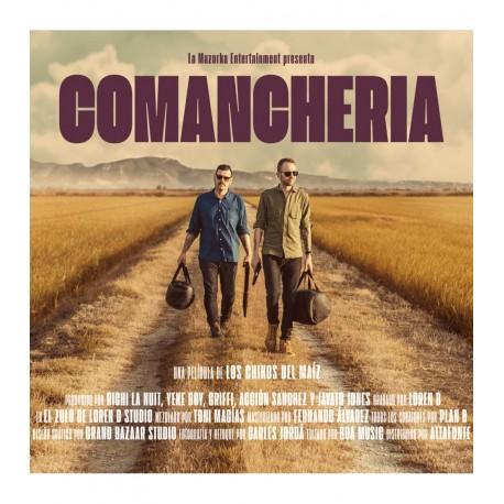 """Los chikos del maíz """" Comanchería """""""