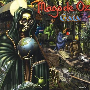 """Mago de Oz """" Gaia """""""