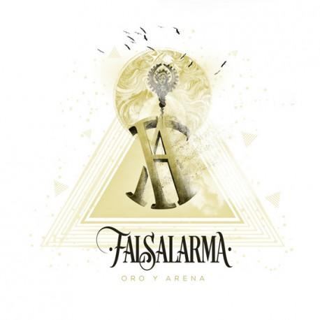 """Falsalarma """" Oro y arena """""""