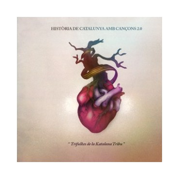 """Història de Catalunya amb cançons 2.0 """" Trifulkes de la Katalana tribu """""""