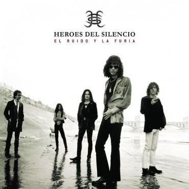 """Héroes del silencio """" El ruido y la furia """""""