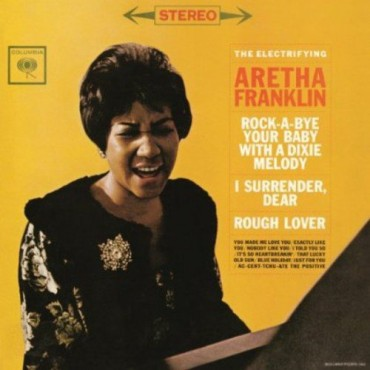 "Aretha Franklin "" Electrifying Aretha """
