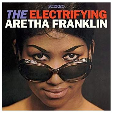 """Aretha Franklin """" Electrifying Aretha """""""