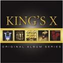 """King's X """" Original album series """""""