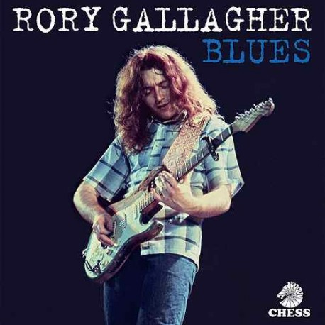 """Rory Gallagher """" The blues """""""