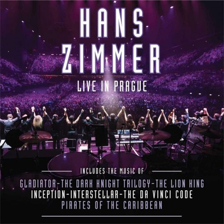 "Hans Zimmer "" Live in Prague """