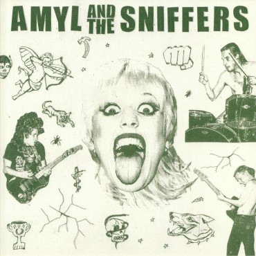 """Amyl & The Sniffers """" Amyl & The Sniffers """""""