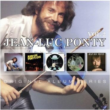 "Jean-Luc Ponty "" Original album series vol.2 """
