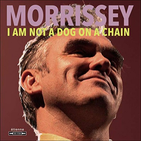 """Morrissey """" I am not a dog on a chain """""""