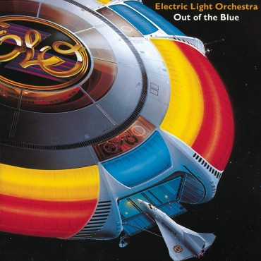 """Electric Light Orchestra """" Out of the blue """""""