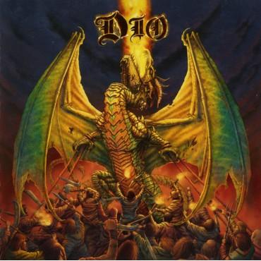 """Dio """" Killing the dragon """""""