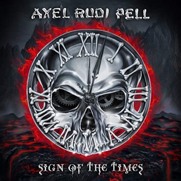 "Axel Rudi Pell "" Sign of the times """