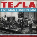 "Tesla "" Five man London Jam-Live at Abbey Road studios, 6/12/19 """
