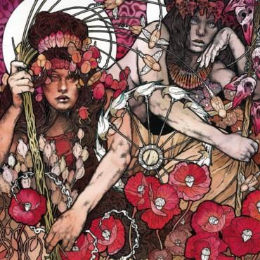 "Baroness "" Red album """