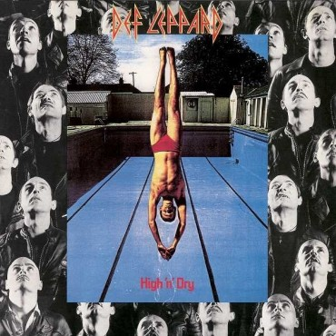 "Def Leppard "" High and dry 2020 """