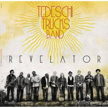"Tedeschi Trucks Band "" Revelator """