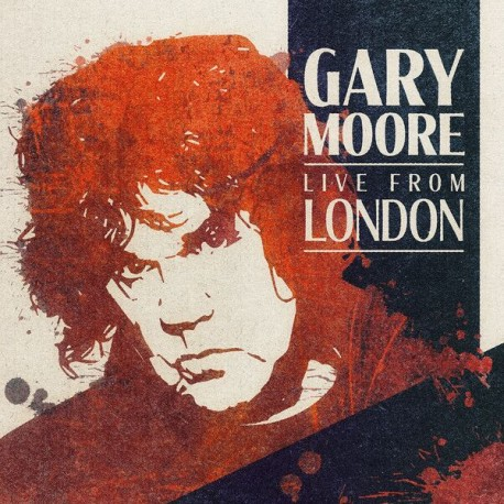 """Gary Moore """" Live from London """""""