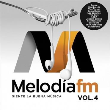 Melodía FM vol.4 V/A