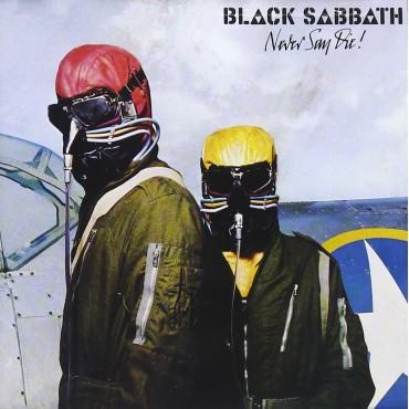 """Black Sabbath """" Never say die """""""