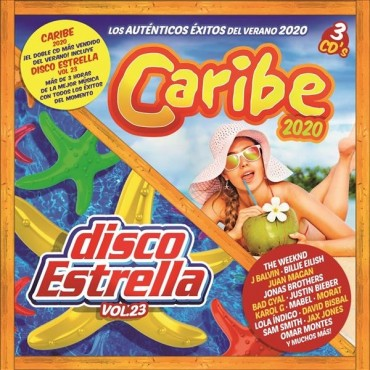 Caribe 2020/Disco Estrella vol.23 V/A
