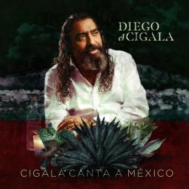 """Diego el cigala """" Cigala canta a México """""""