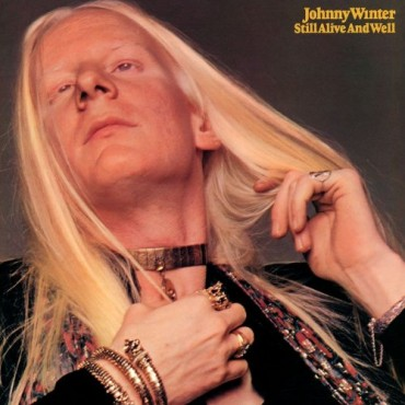 "Johnny Winter "" Still alive and well """