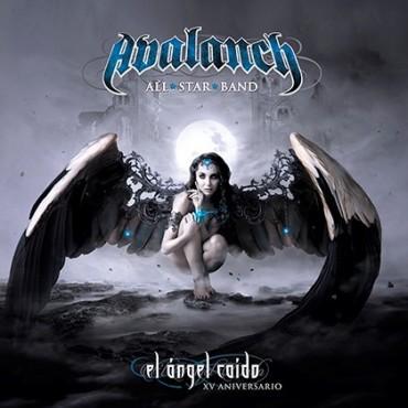 """Avalanch """" El ángel caído-XV aniversario """""""