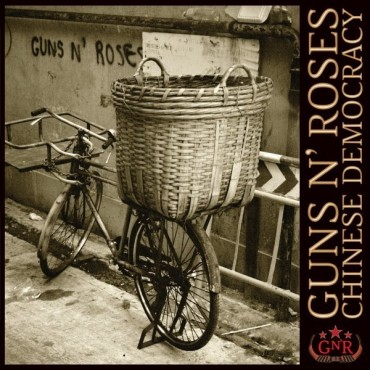 "Guns N' Roses "" Chinese democracy """
