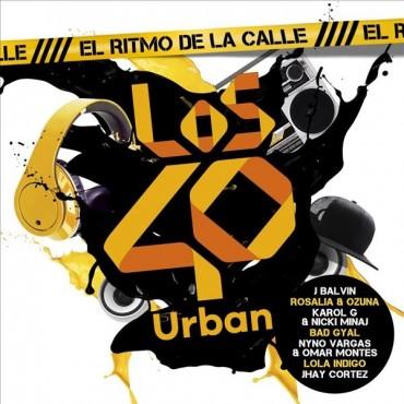 Los 40 Urban V/A