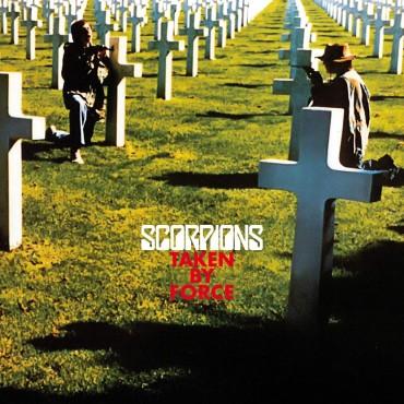 """Scorpions """" Taken by force """""""