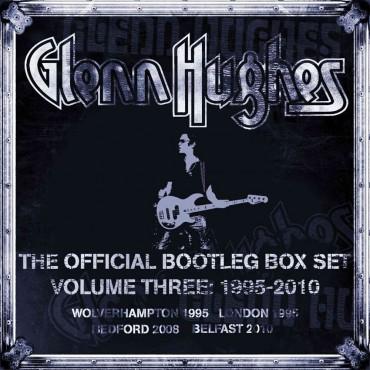 "Glenn Hughes "" Official bootleg box set vol.3 """