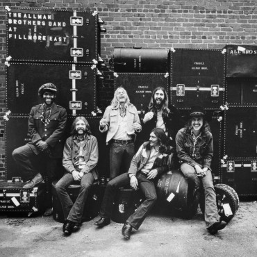"Allman Brothers Band "" Live At Fillmore East ""   """