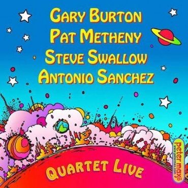 "Gary Burton/Pat Metheny "" Quartet live """