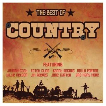 The best of country V/A