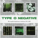 "Type O Negative "" The complete Roadrunner collection 1991-2003 """