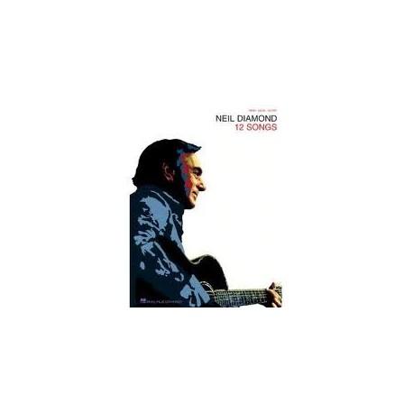 """Neil Diamond """" 12 songs """""""