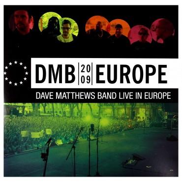 """Dave Matthews Band """" Europe 2009 """""""