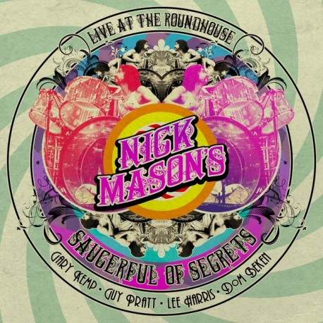 """Nick Mason's Saucerful of Secrets """" Live at the Roundhouse """""""