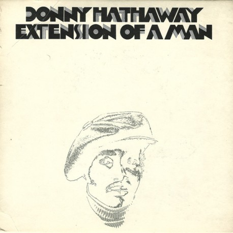 """Donny Hathaway """" Extension of a man """""""
