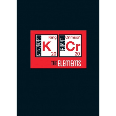 """King Crimson """" The Elements Tour Box 2020 """""""