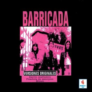 "Barricada "" Vol. II """