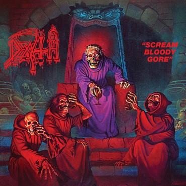 "Death "" Scream bloody gore """