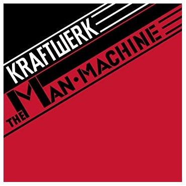 "Kraftwerk "" The Man-Machine """