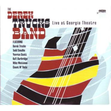 "Derek Trucks Band "" Live at Georgia Theatre """