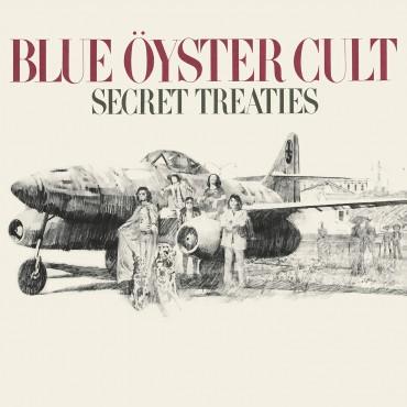 """Blue Oyster Cult """" Secret treaties """""""