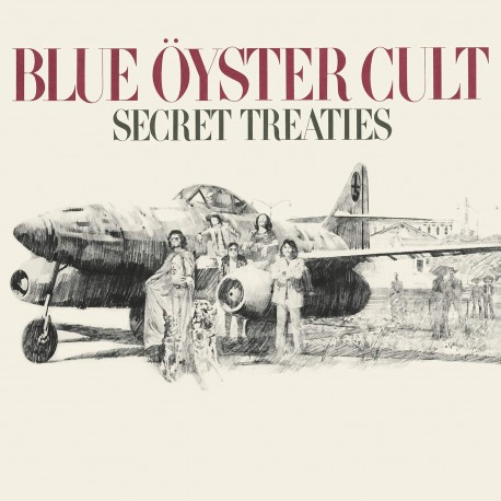 "Blue Oyster Cult "" Secret treaties """