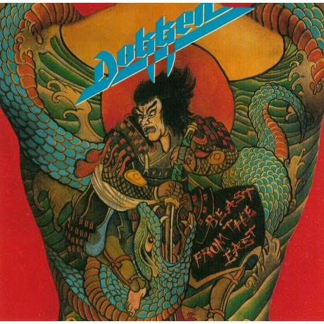 "Dokken "" Beast from the east """