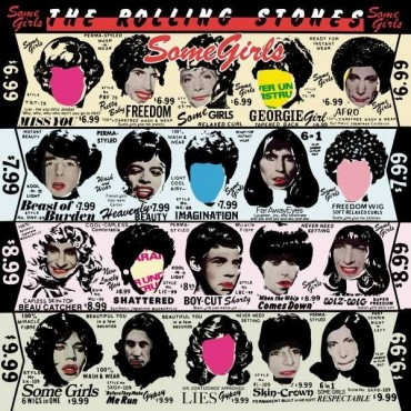 """Rolling Stones """" Some girls """""""