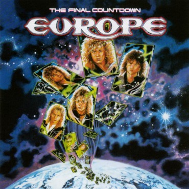 "Europe "" The final countdown """